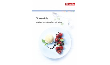Miele Sous-Vide Kochbuch, Basis deutsch